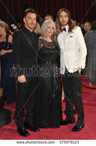 Actress Lisa Kudrow Husband Michel Los Stock Photo 98638910.