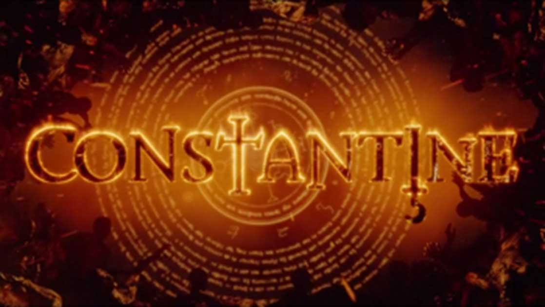 Ancient Mythology Is Embedded Within the Constantine TV.