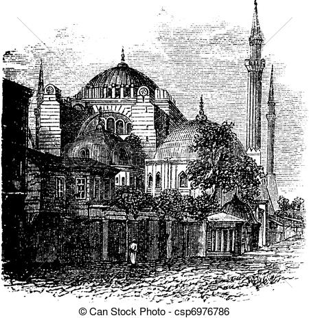 Constantinople Vector Clipart EPS Images. 161 Constantinople clip.