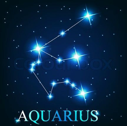 aquarius constellation.
