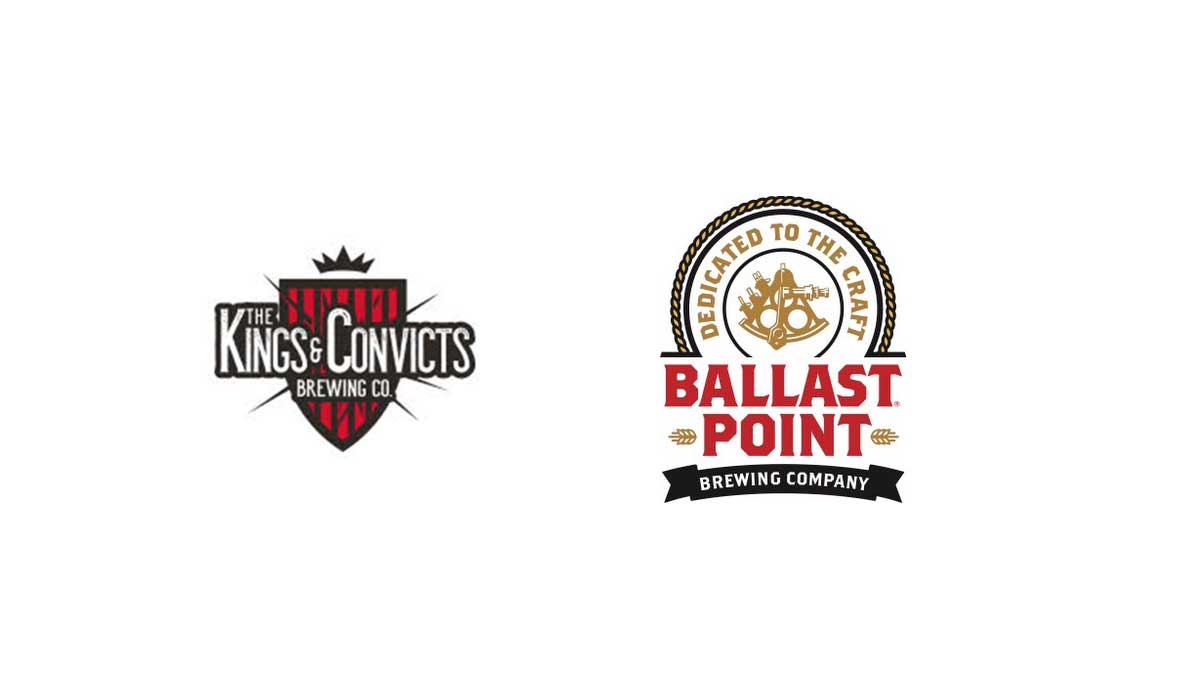 Craft Brewer Kings & Convicts Brewing Co. Buys Ballast Point.