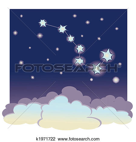 Constellation Clip Art and Stock Illustrations. 8,813.