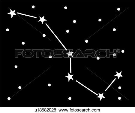 Constellation Clipart Vector Graphics. 8,114 constellation EPS.