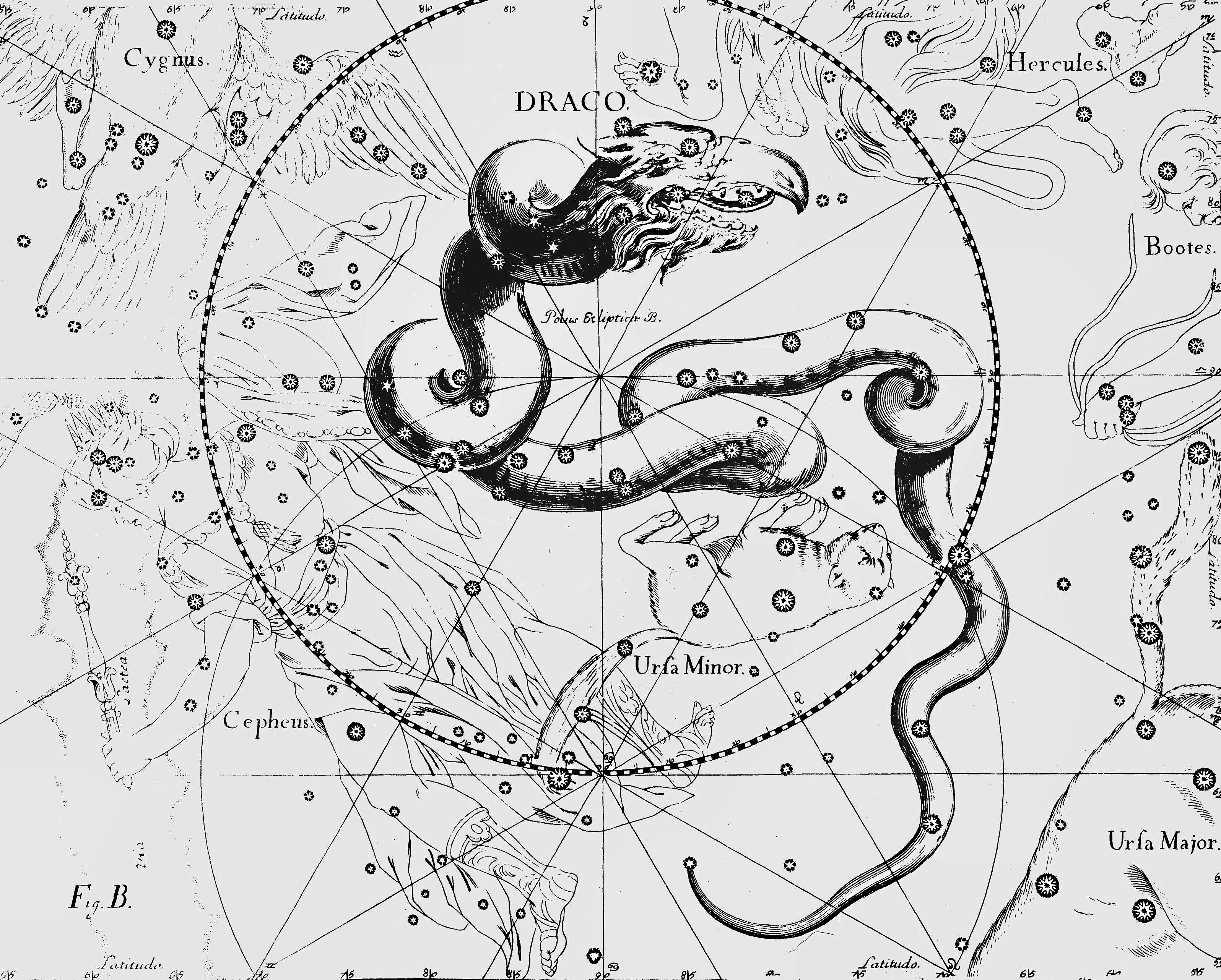 1000+ ideas about Draco Constellation on Pinterest.