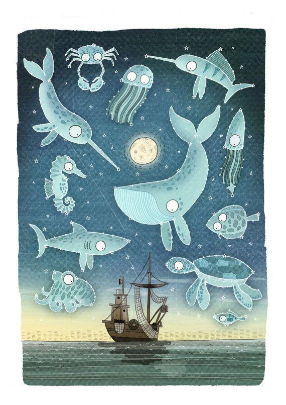 1000+ ideas about Ocean Illustration on Pinterest.