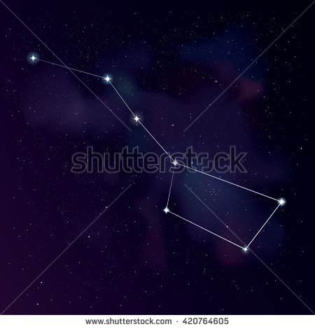 Constellations Stock Photos, Royalty.