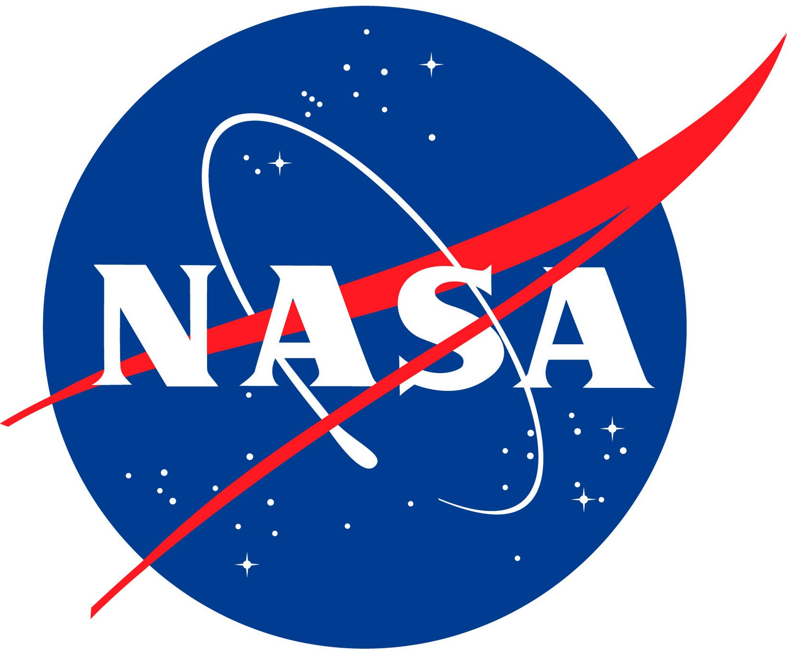 What constellation is on the NASA logo?.