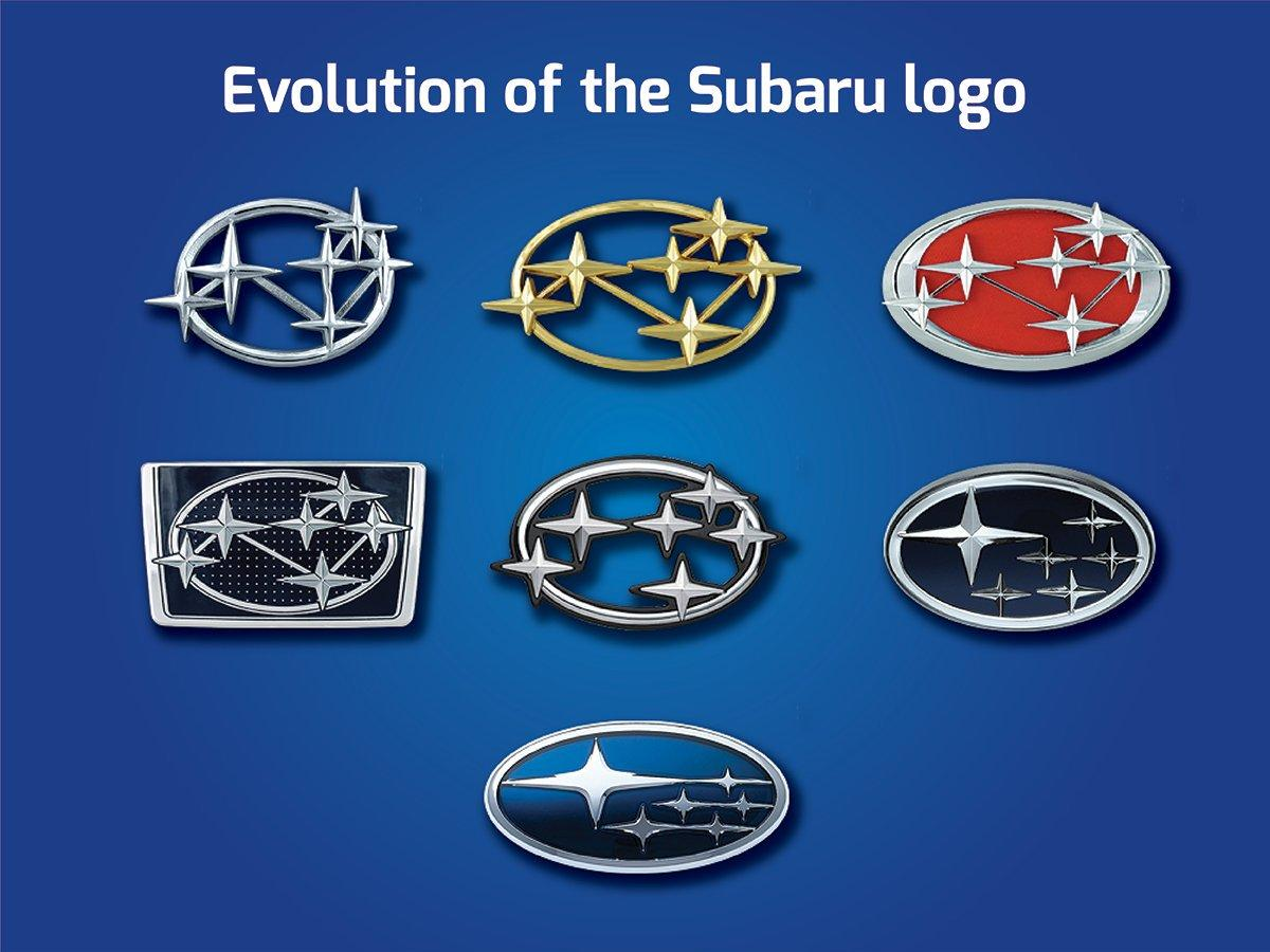 Subaru Logo: The Significance And Gradual Evolution.