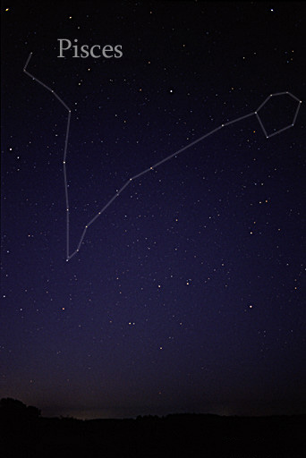 Pisces Constellation: Facts, Myth, Brightest Stars and Deep Sky.