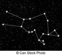 Constellation taurus Stock Illustration Images. 1,669.