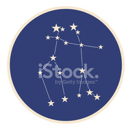 Constellation Gemini (the Twins) stock vectors.