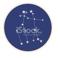 Constellation Gemini (the Twins) stock vectors.