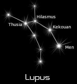 Lupus Constellation.