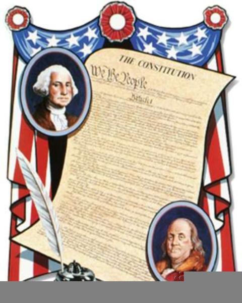 Us Constitution Clipart Free.