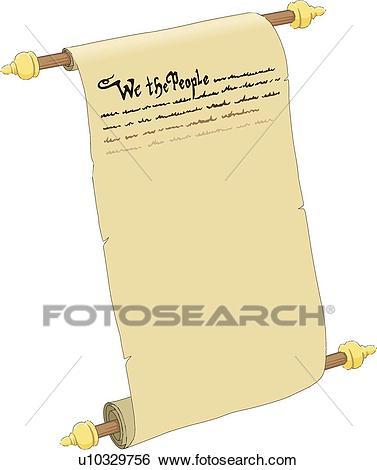 Constitution Clip Art.