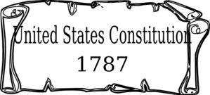 Constitution Clip Art at Clker.com.