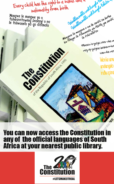 The SA Constitution.
