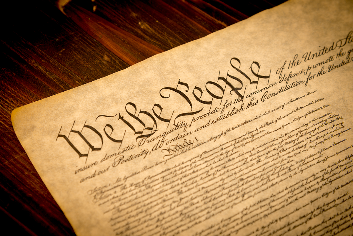 We the People of the United States: Who Established the Constitution.