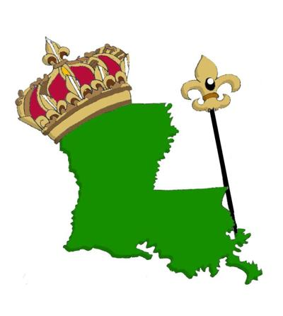 Satire: Louisiana should be a constitutional monarchy.