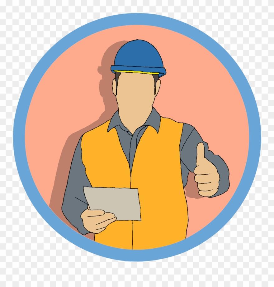 Cartoon Construction Workers 8, Buy Clip Art.