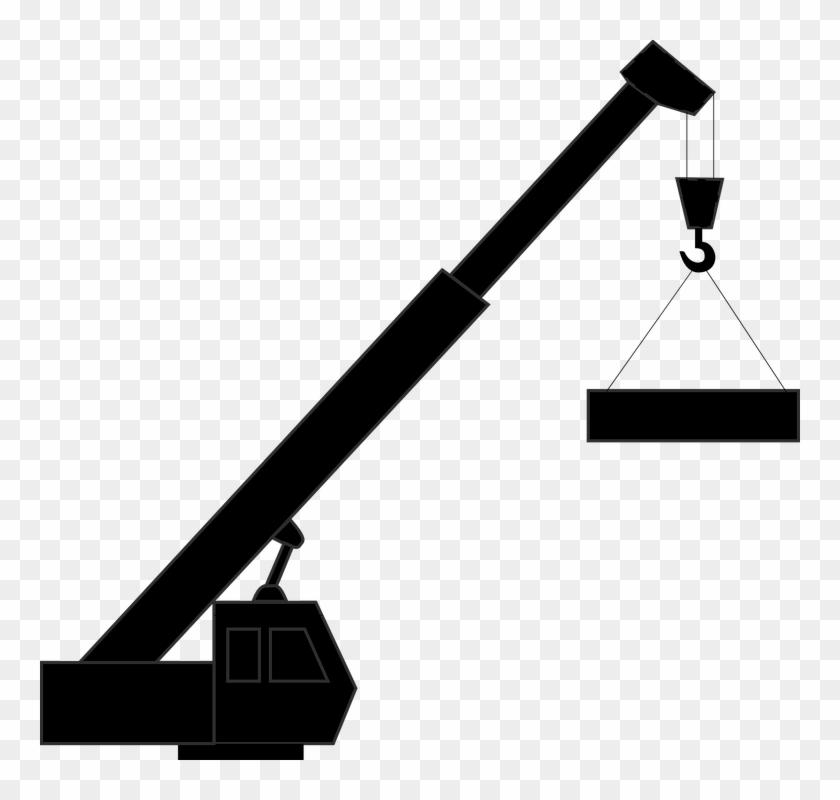 Crane Vector Png.