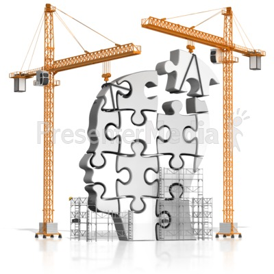 Constructing Puzzle Head.