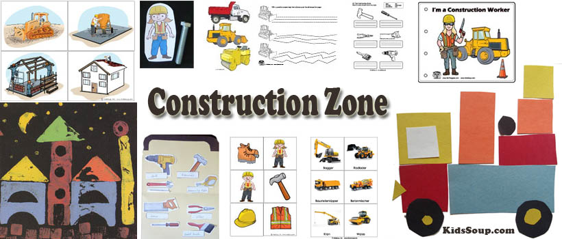 Construction Activity Clipart Clipground