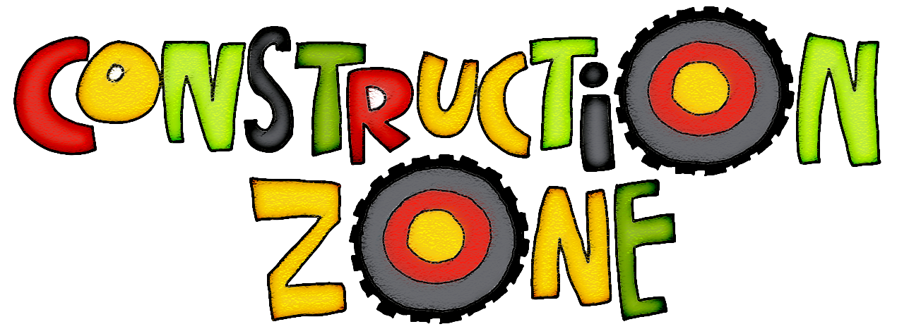 Construction Zone Clipart.