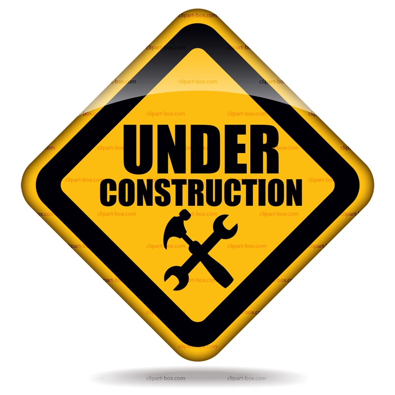 Free clip art construction.
