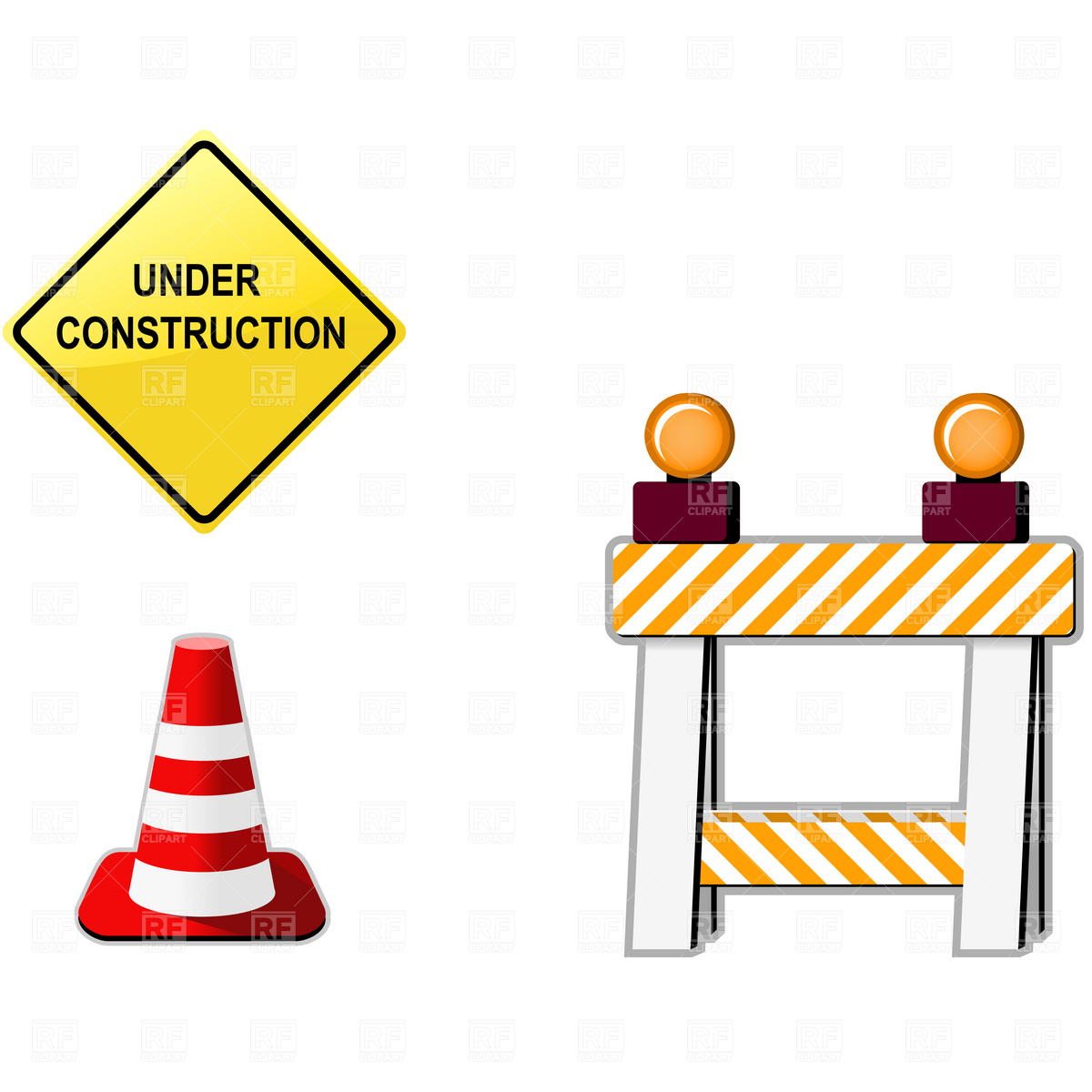 Gallery For > Construction Christmas Clipart.