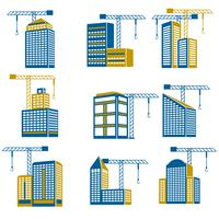 Construction Clipart Free Vector Art.