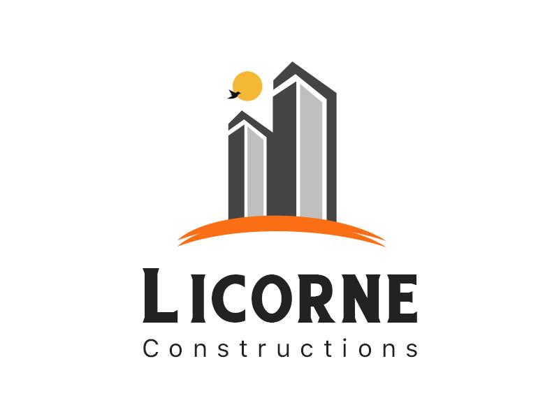 Construction Company Logo by kadir on Dribbble.