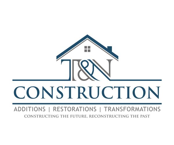 Construction company Logos.