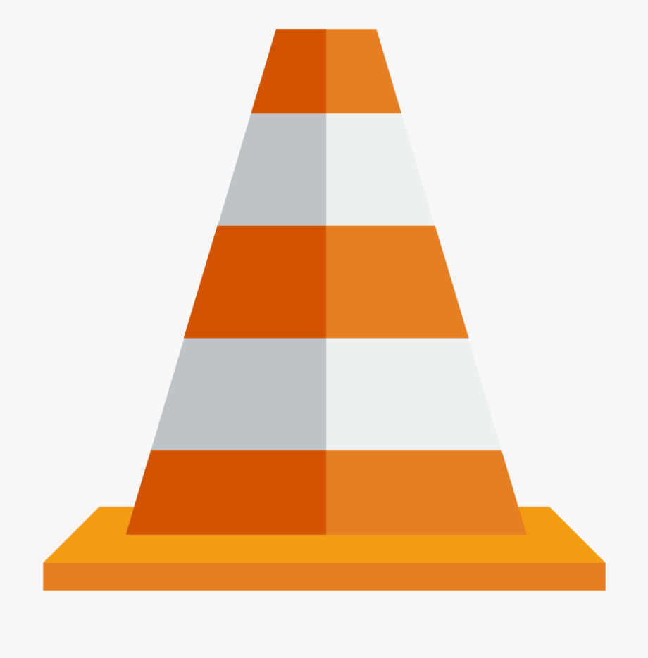 Construction Cones Png.