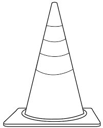 14 Best Traffic Cone Drawings images.