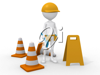 Construction Crew clipart images and royalty.