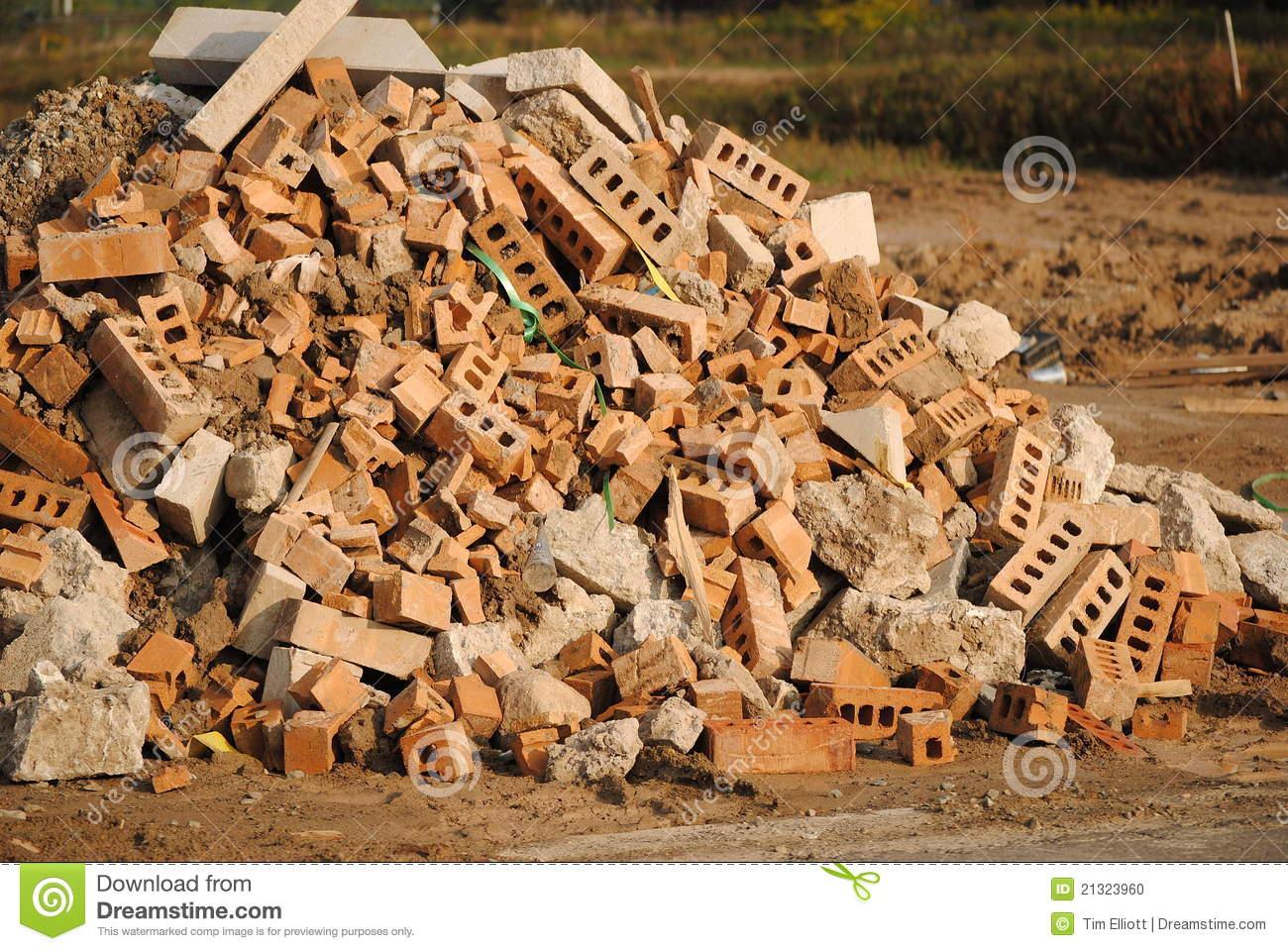 Construction debris clipart #14