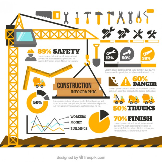 Construction Vectors, Photos and PSD files.