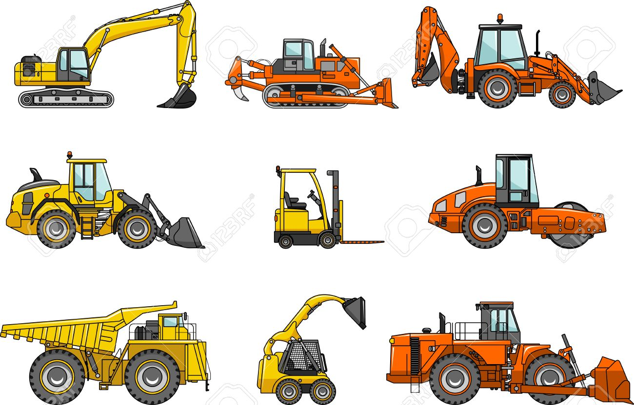 Construction Equipment Clipart Images Clipground 9