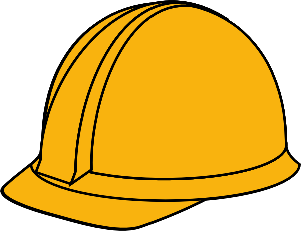 Hard Hat Clipart.