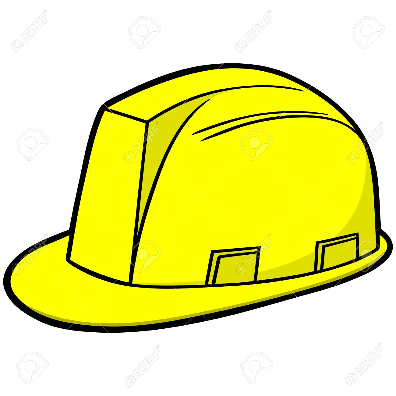 Construction Hard Hat.