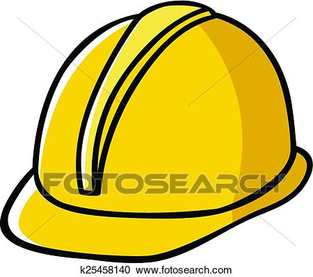 Construction Worker Hard Hat Clipart.