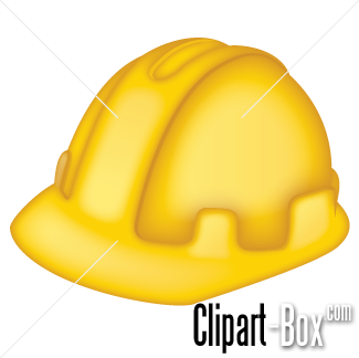 Construction Hat Clipart.