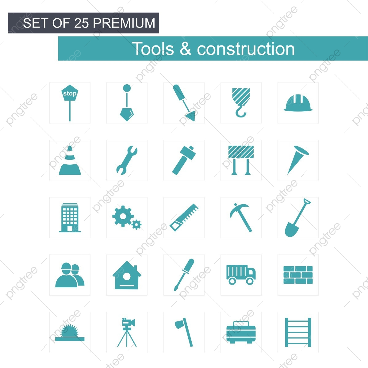 Tools And Constructions Icons, Construction, Icons, Icon PNG and.
