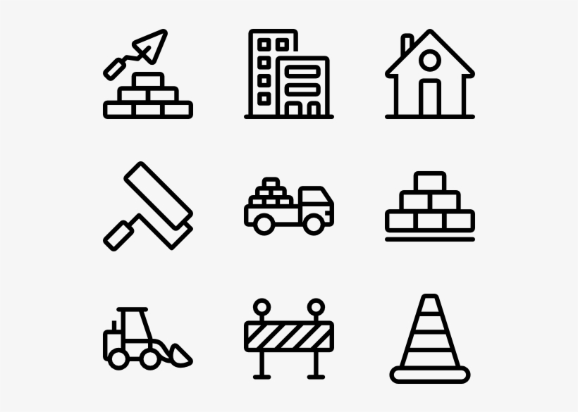 Construction Icons Png.