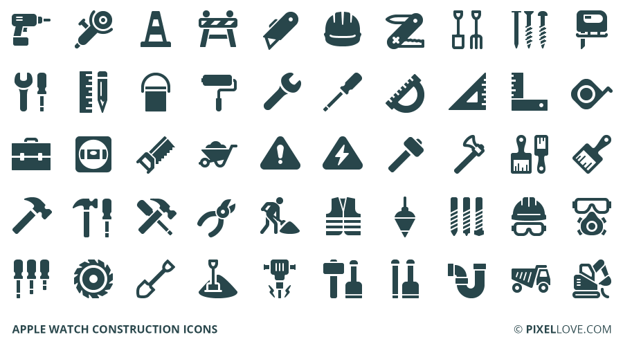 Construction icons png 5 » PNG Image.