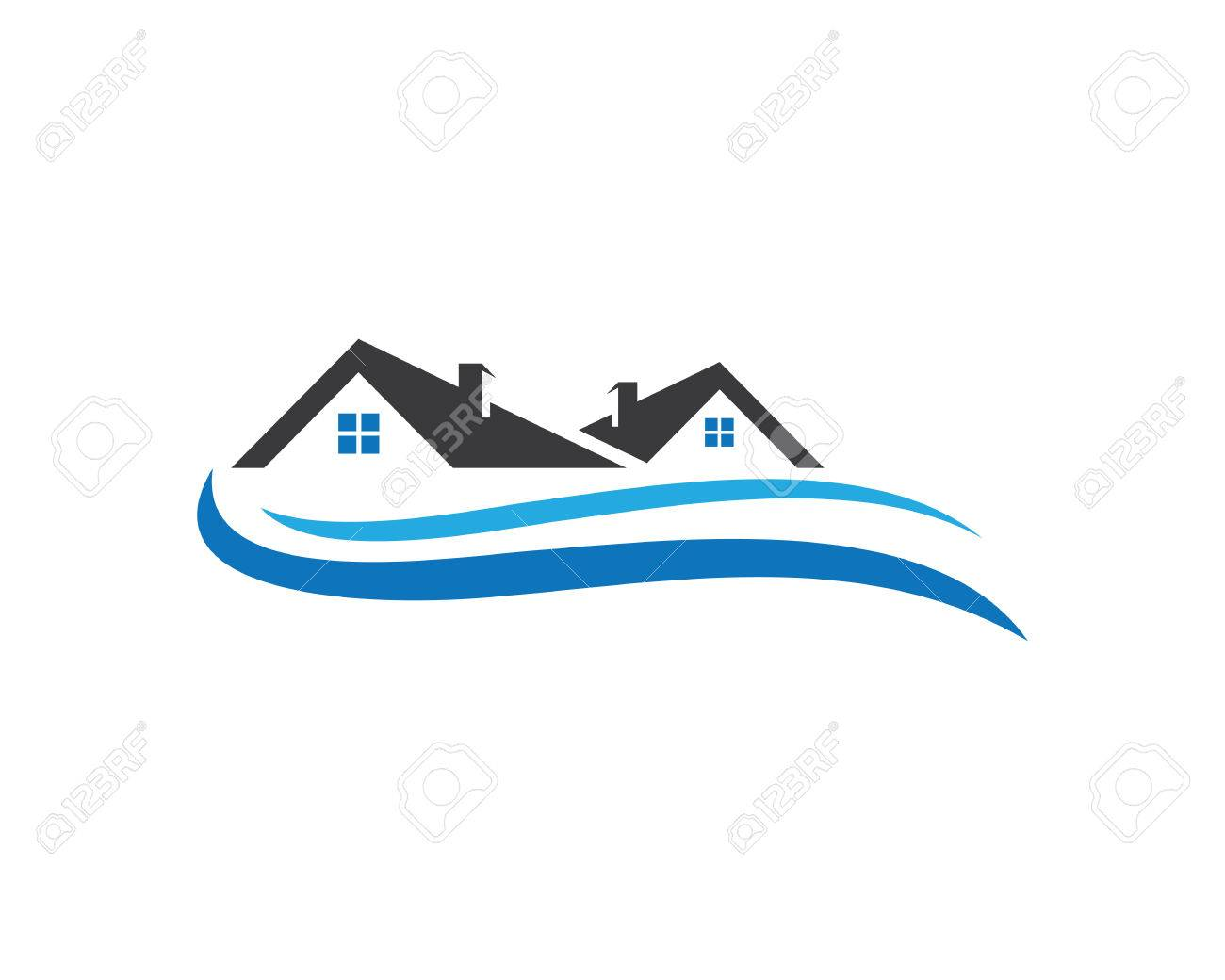 Real Estate , Property and Construction Logo design for business...