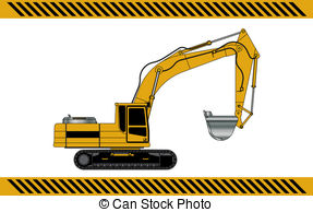 Construction machinery Vector Clipart EPS Images. 10,013.