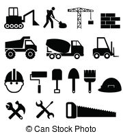 Construction material Vector Clipart EPS Images. 10,973.