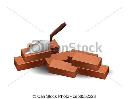 Vectors of Construction Materials csp8552223.
